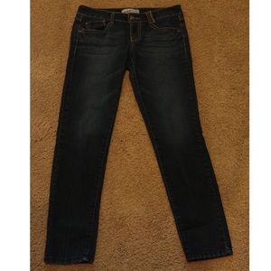 Jolt Dark Denim Skinny Jeans